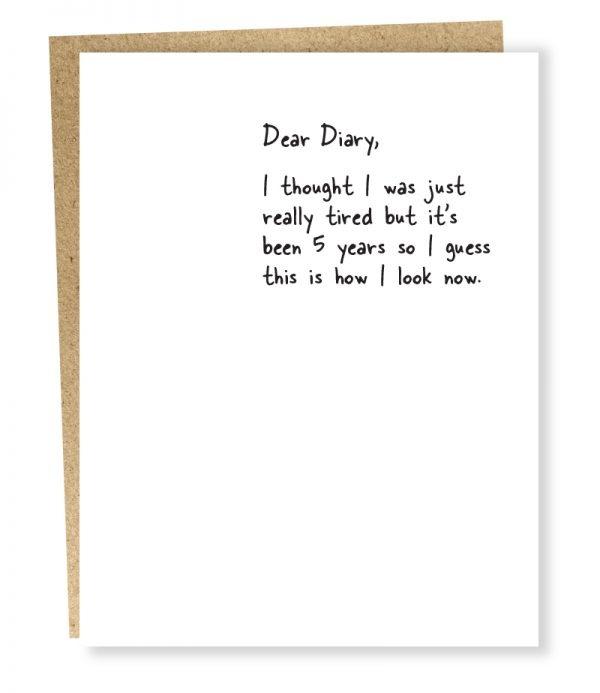Sapling Card 5 Years-1