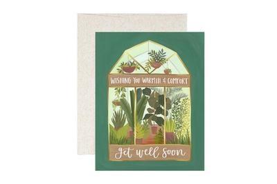 1 Canoe 2 Card Get Well Greenhouse-1