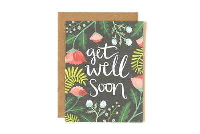 1 Canoe 2 Card Get Well Floral-1