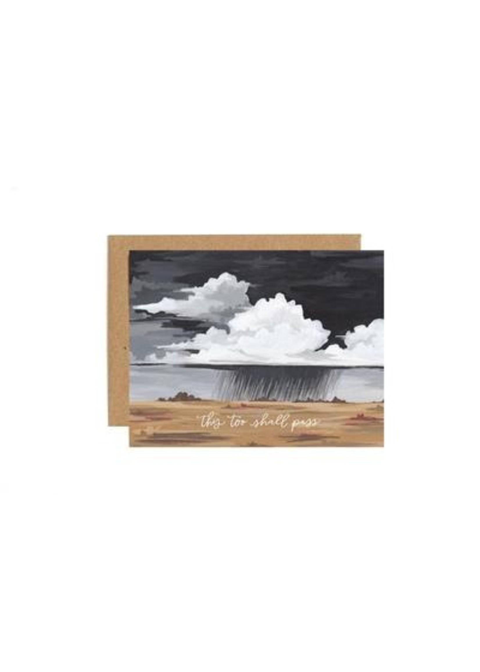 1 Canoe 2 Card Storm Sympathy