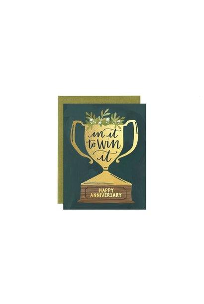 Anniversary Trophy