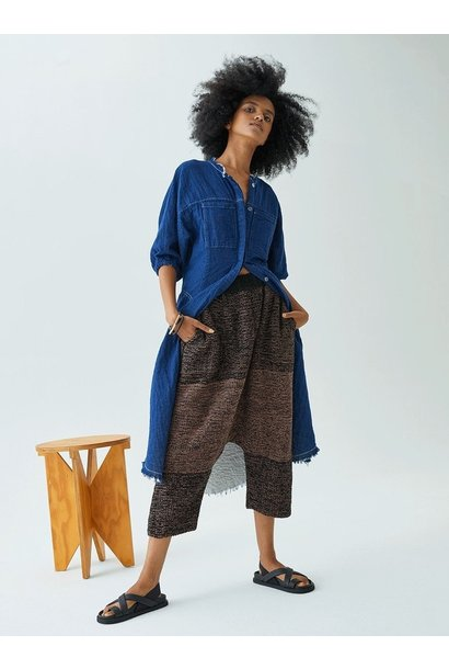 Atelier Delphine Acra Coat Indigo