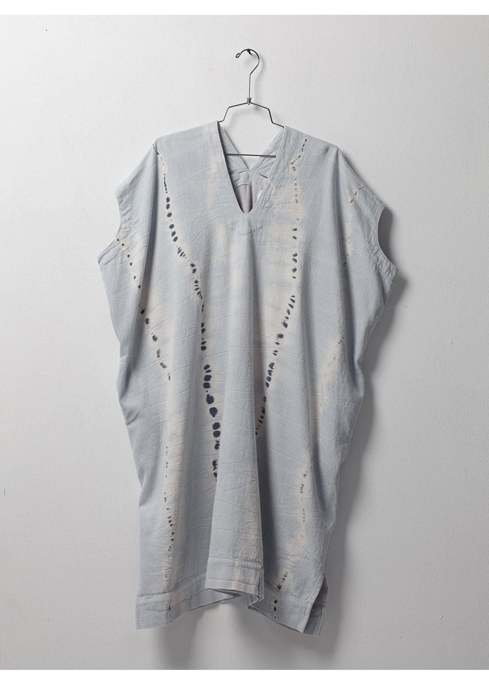 Atelier Delphine Atelier Delphine Ice Wash Crescent Dress