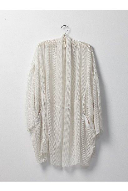 Atelier Delphine Haori Coat  Geo Lace O/S