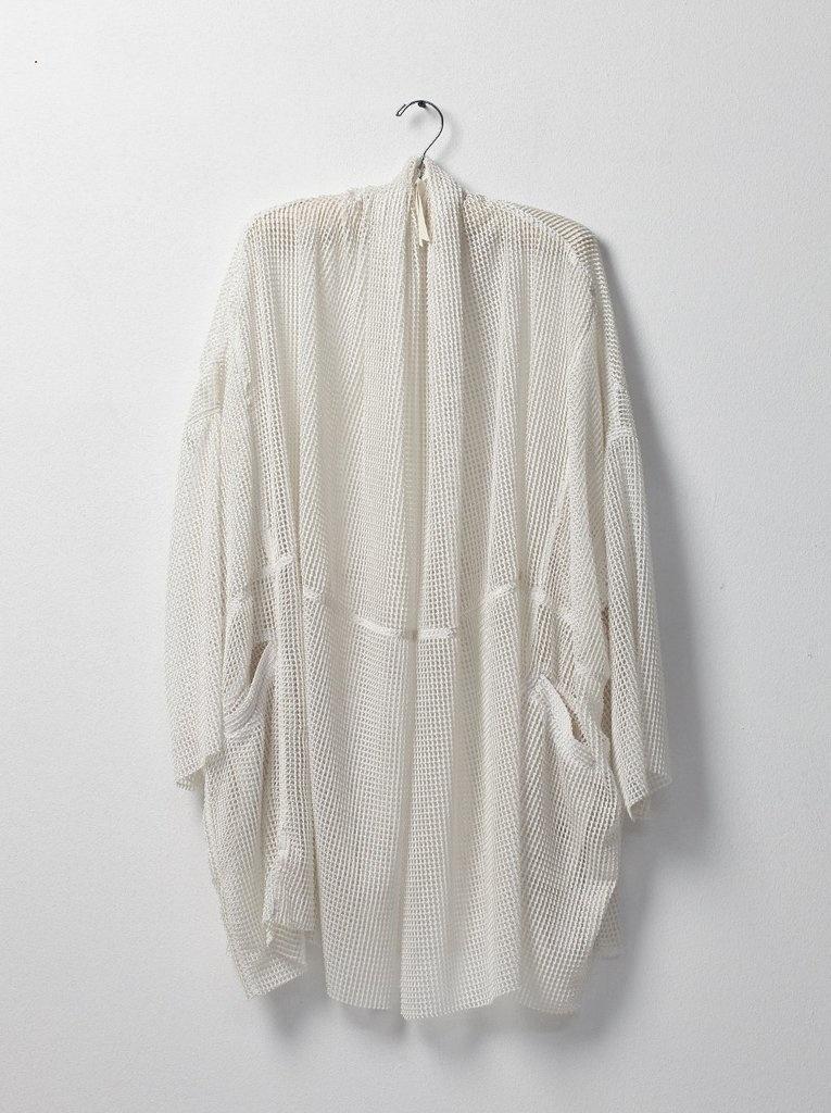 Atelier Delphine Haori Coat  Geo Lace O/S-1