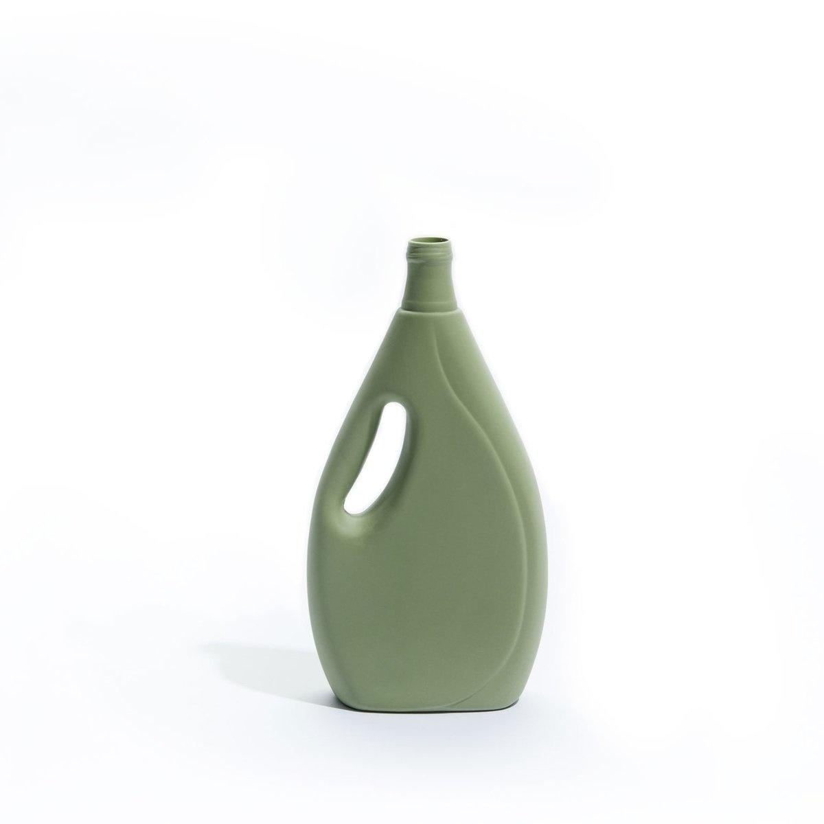 Laundry Detergent Bottle Vase-1