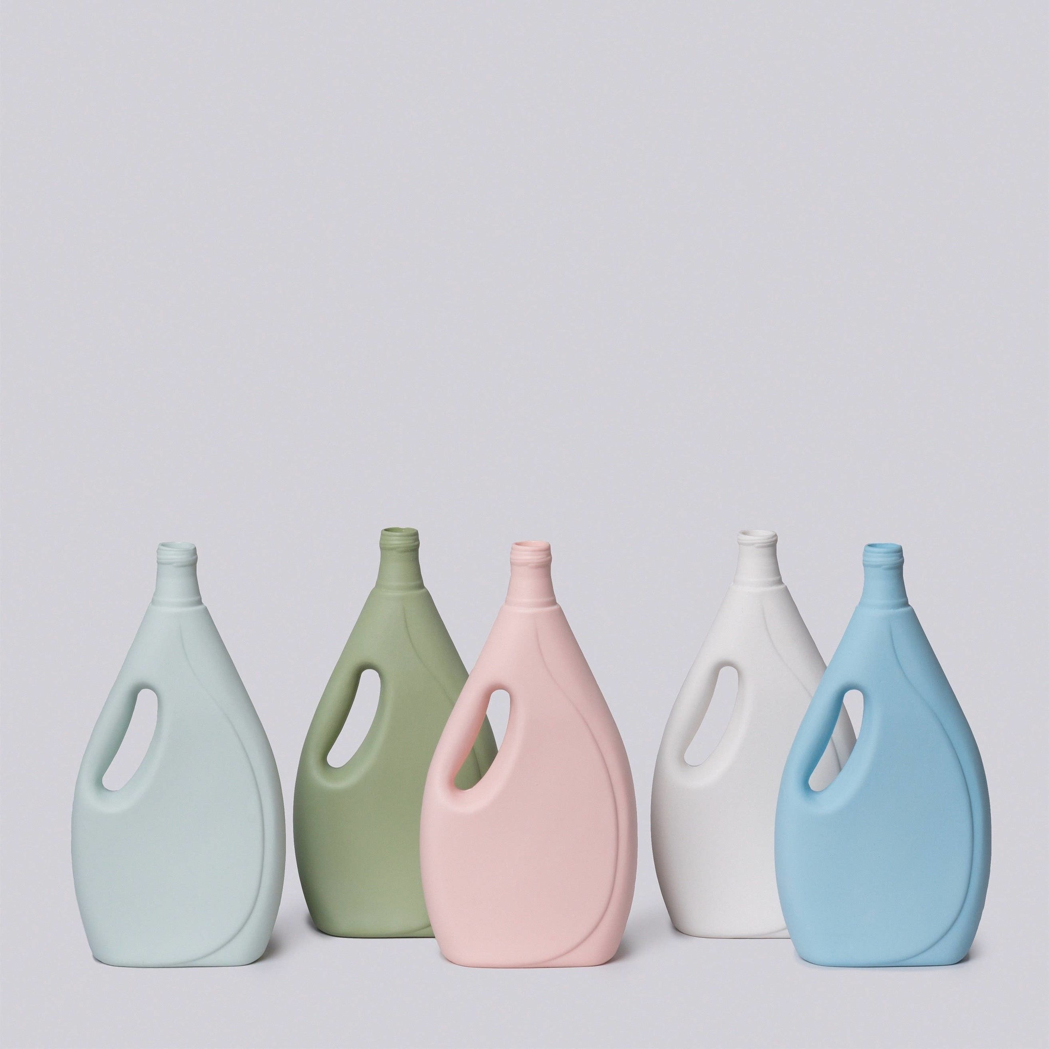 Laundry Detergent Bottle Vase-2