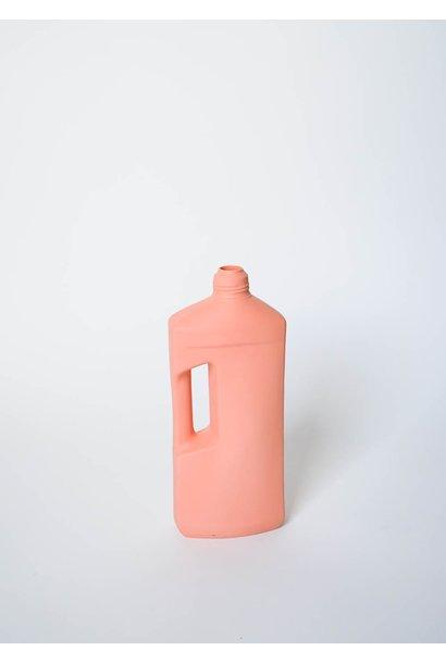 Motor Oil Bottle Vase