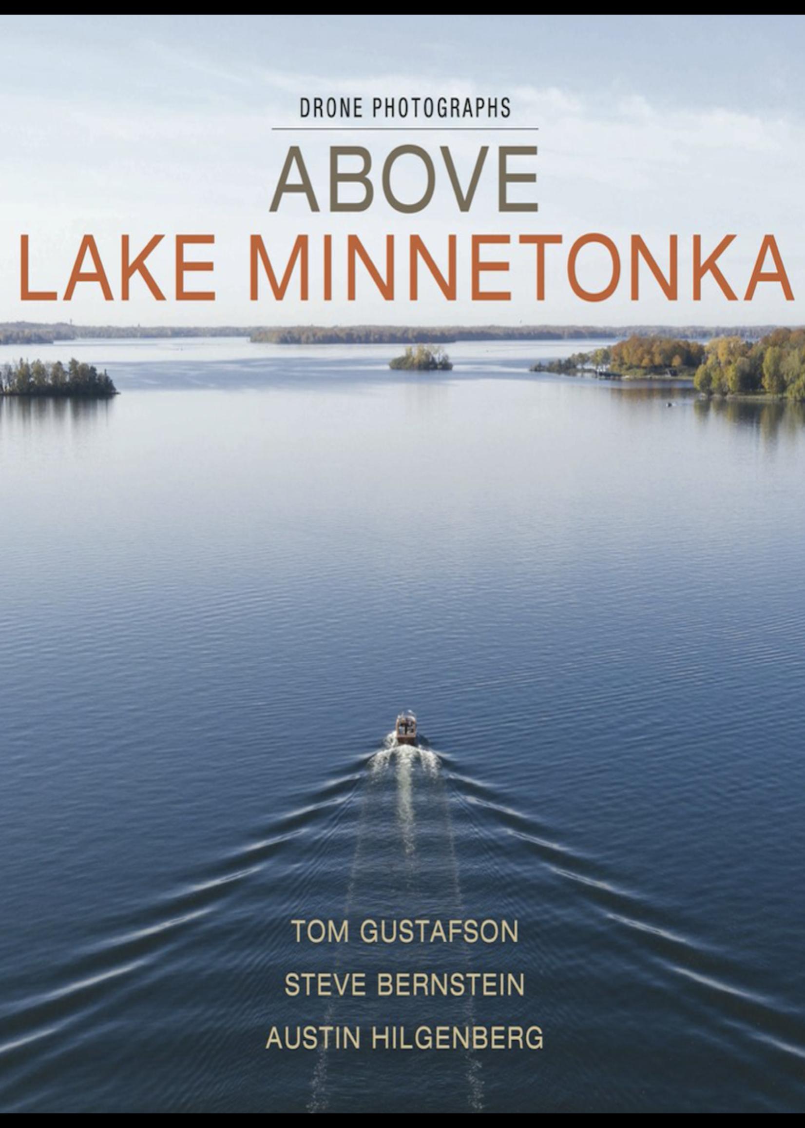 Above Lake Minnetonka Book