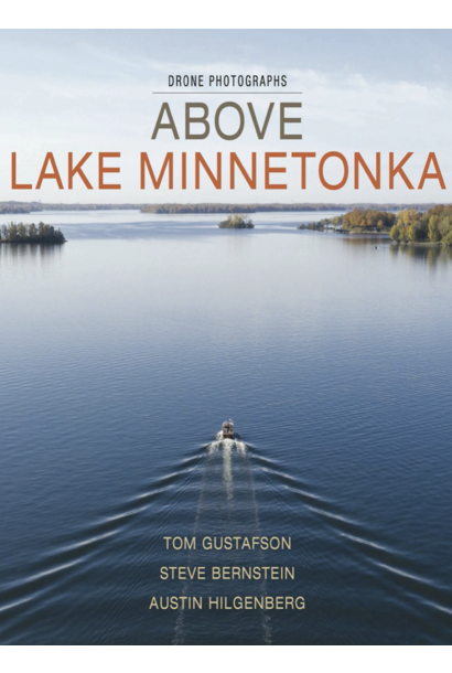 Above Lake Minnetonka Book