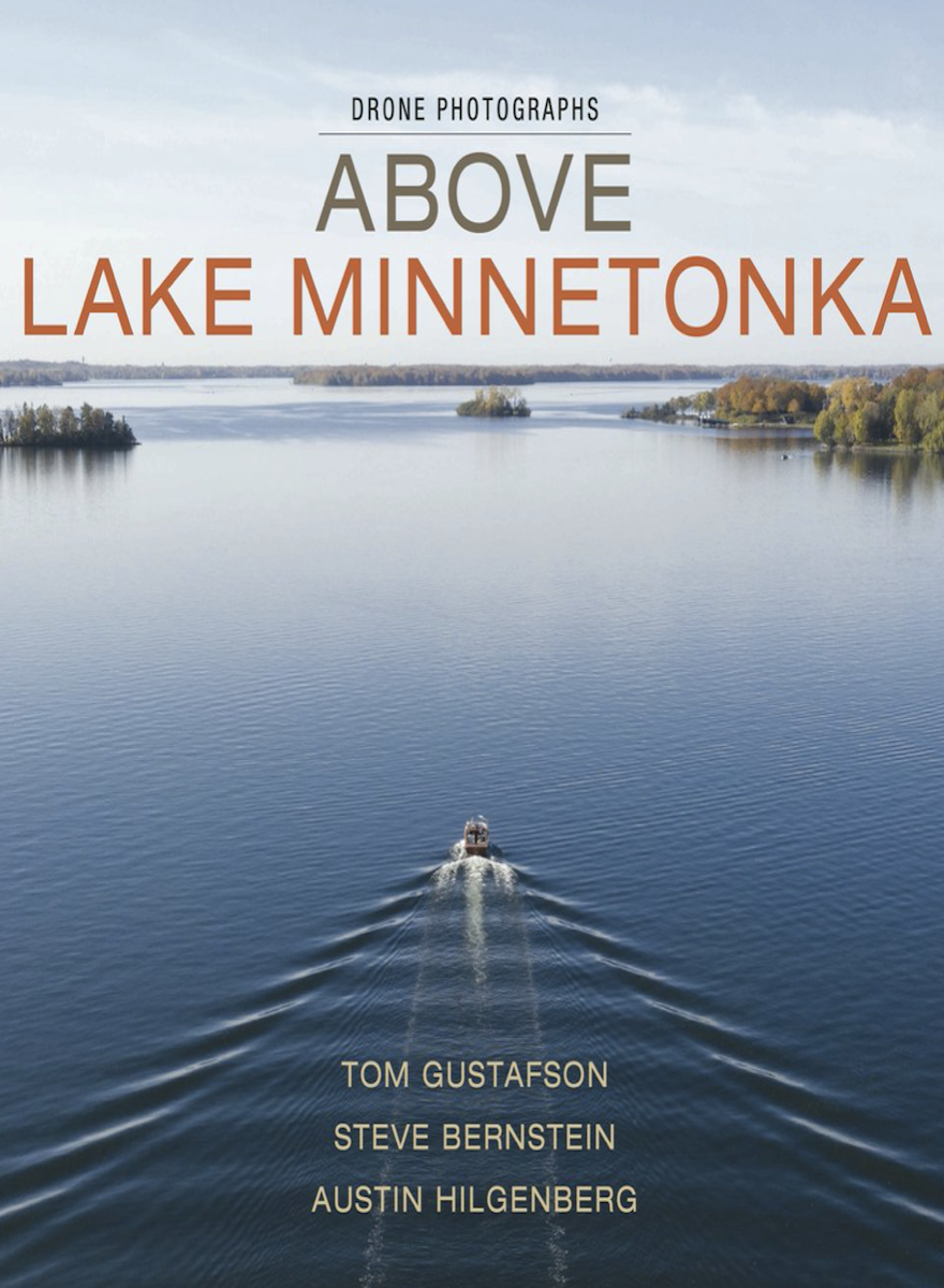 Above Lake Minnetonka Book-1