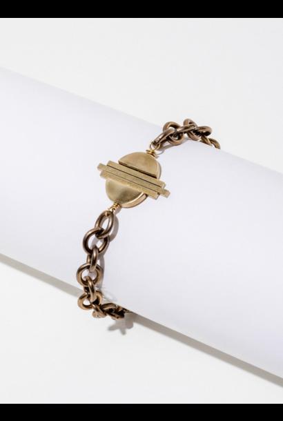 Nabis Circle Bracelet