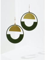 Larissa Loden Baltic Hoop Earrings