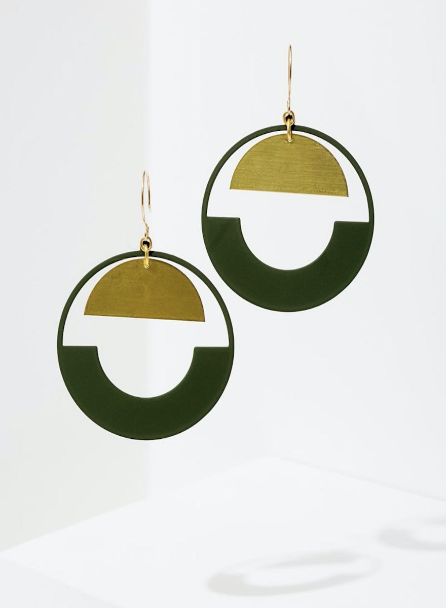 Baltic Hoop Earrings-1