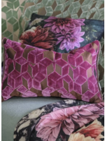 Designers Guild Fitzrovia Damson Pink Pillow