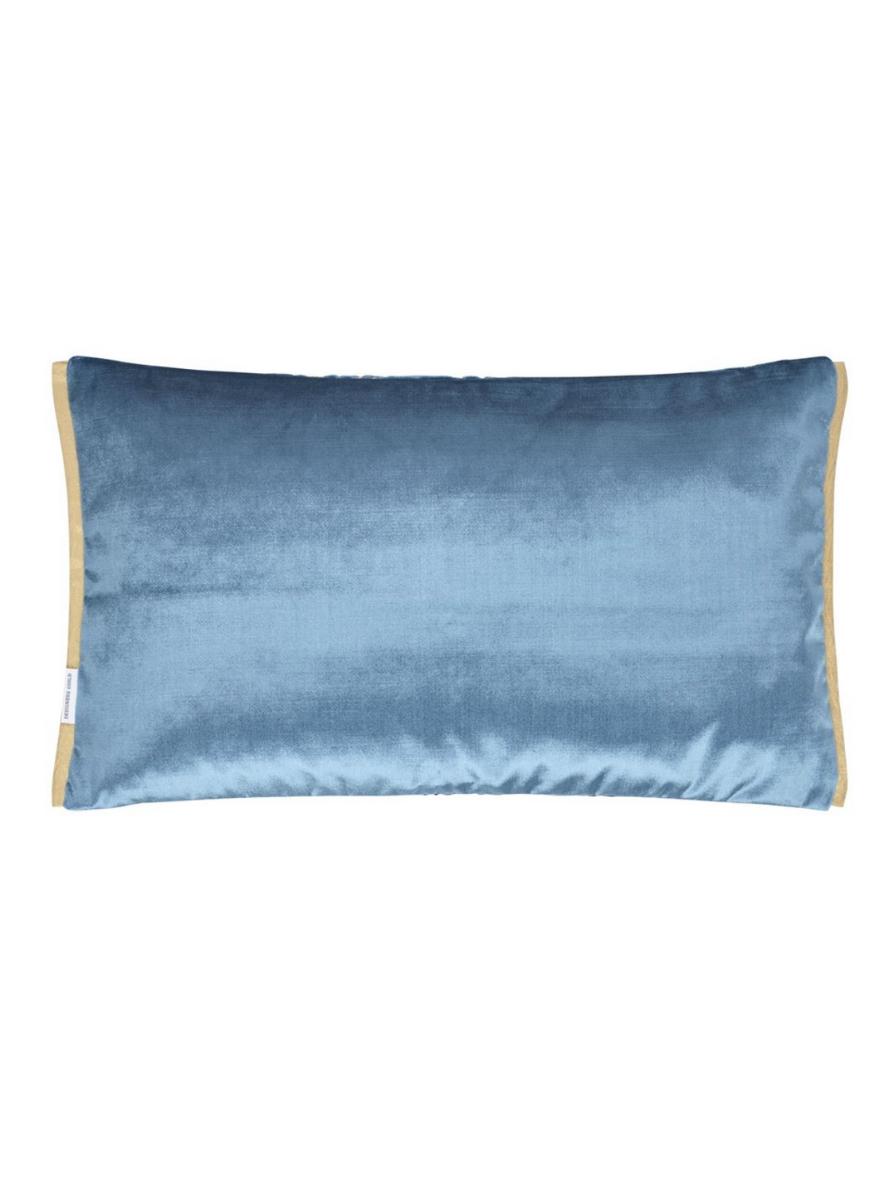 Fitzrovia Cerulean Pillow-3