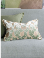 Designers Guild Fitzrovia Antique Jade Pillow