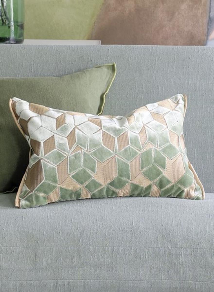 Fitzrovia Antique Jade Pillow-1