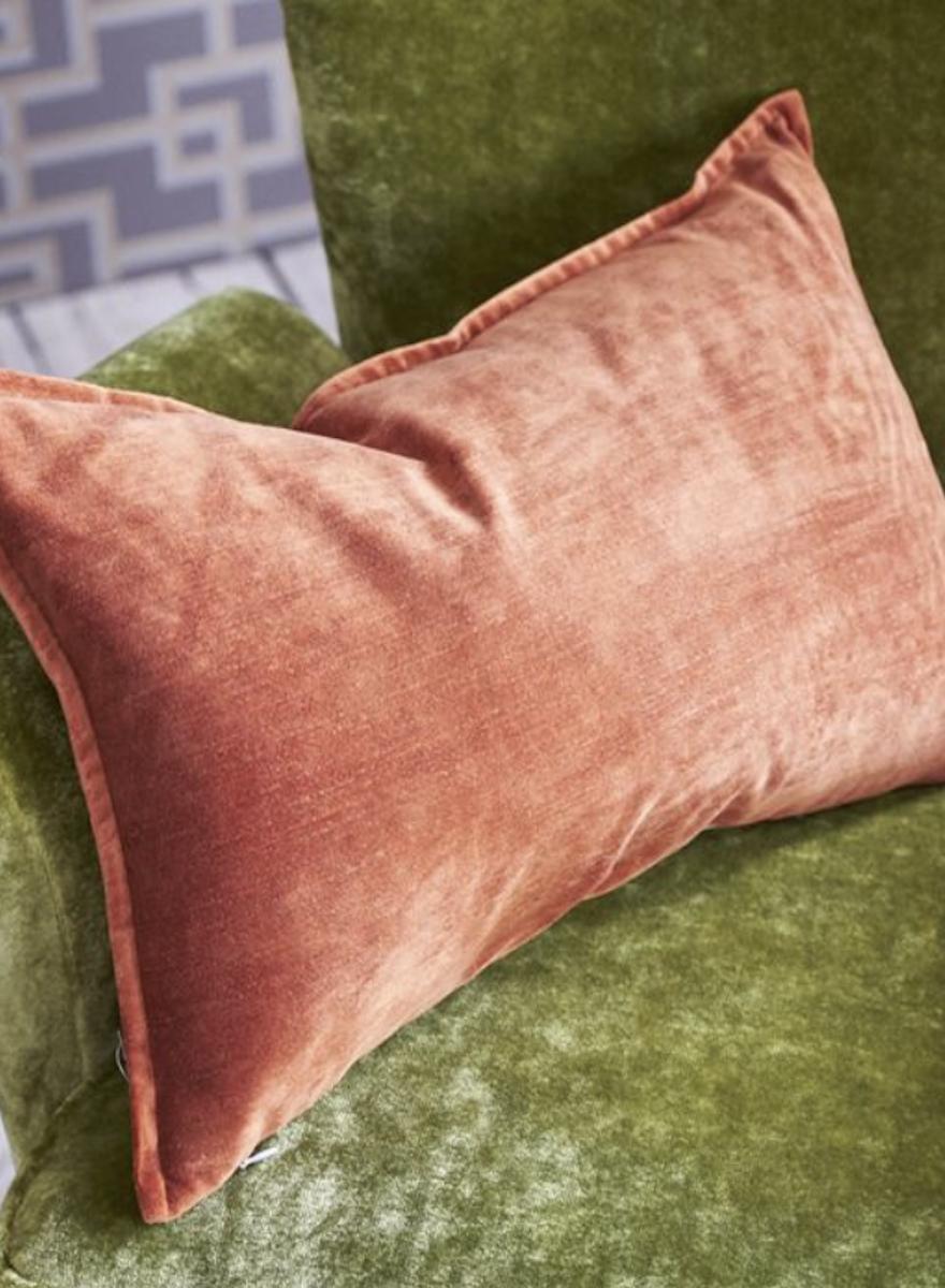 Rivoli Saffron Pillow-1