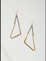 Larissa Loden Vintage Mod Swing Earrings