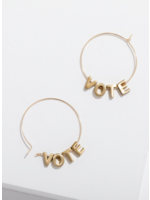 Larissa Loden Vote Earrings