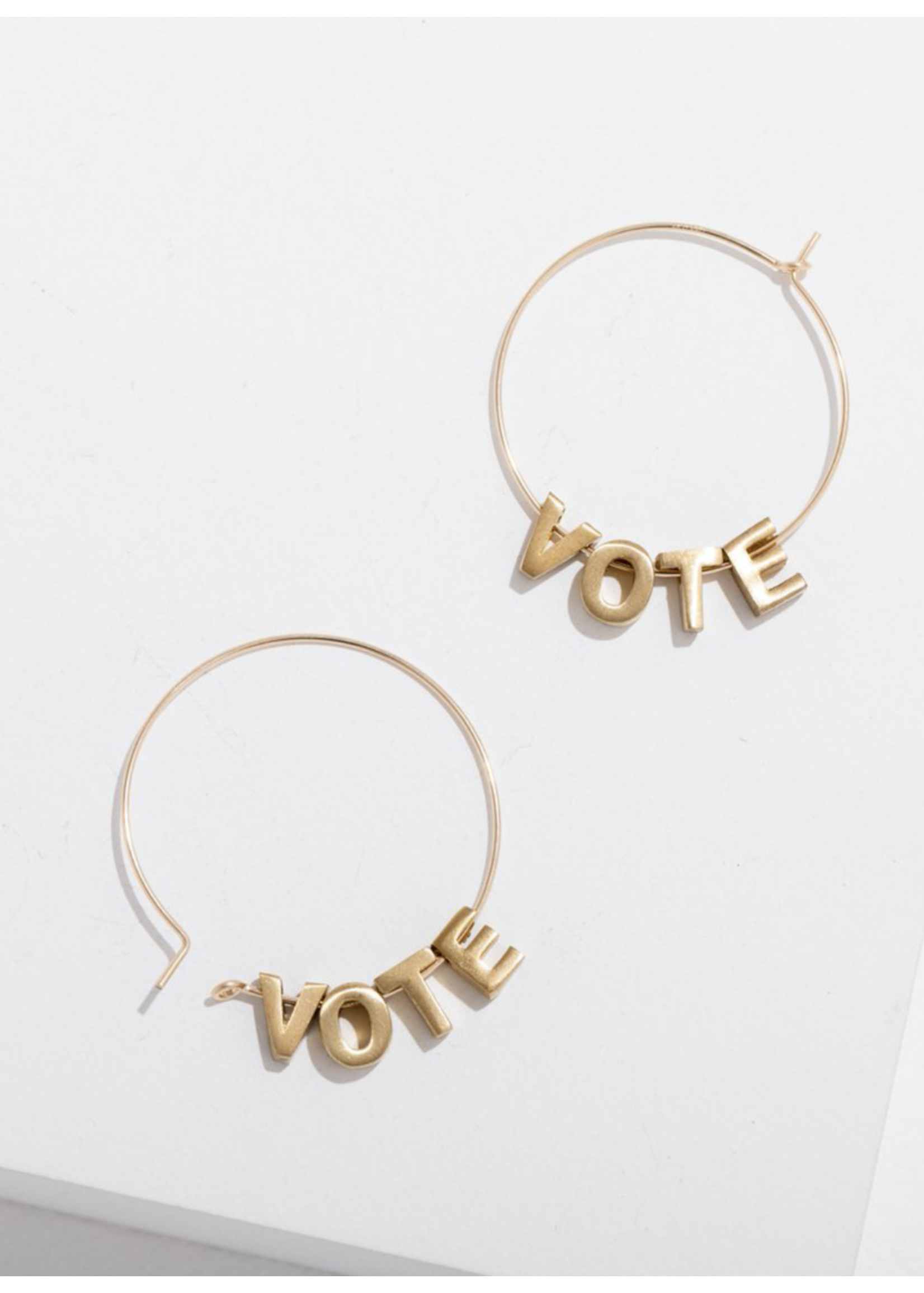 Larissa Loden Larissa Loden Vote Earrings