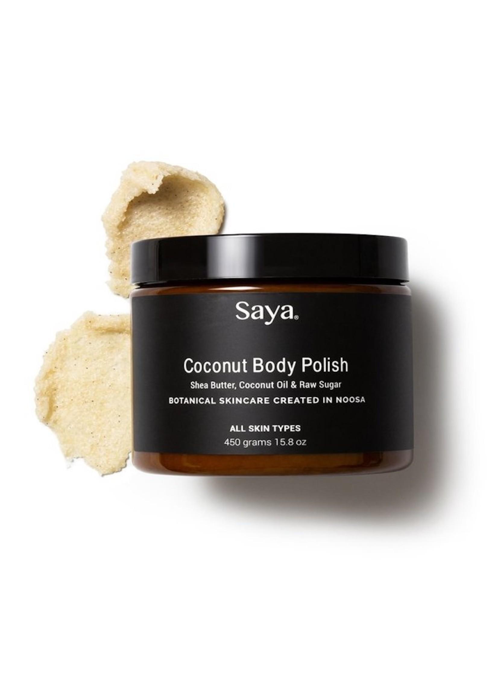 Coconut Body Polish