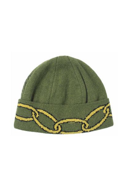 Green Link Beanie