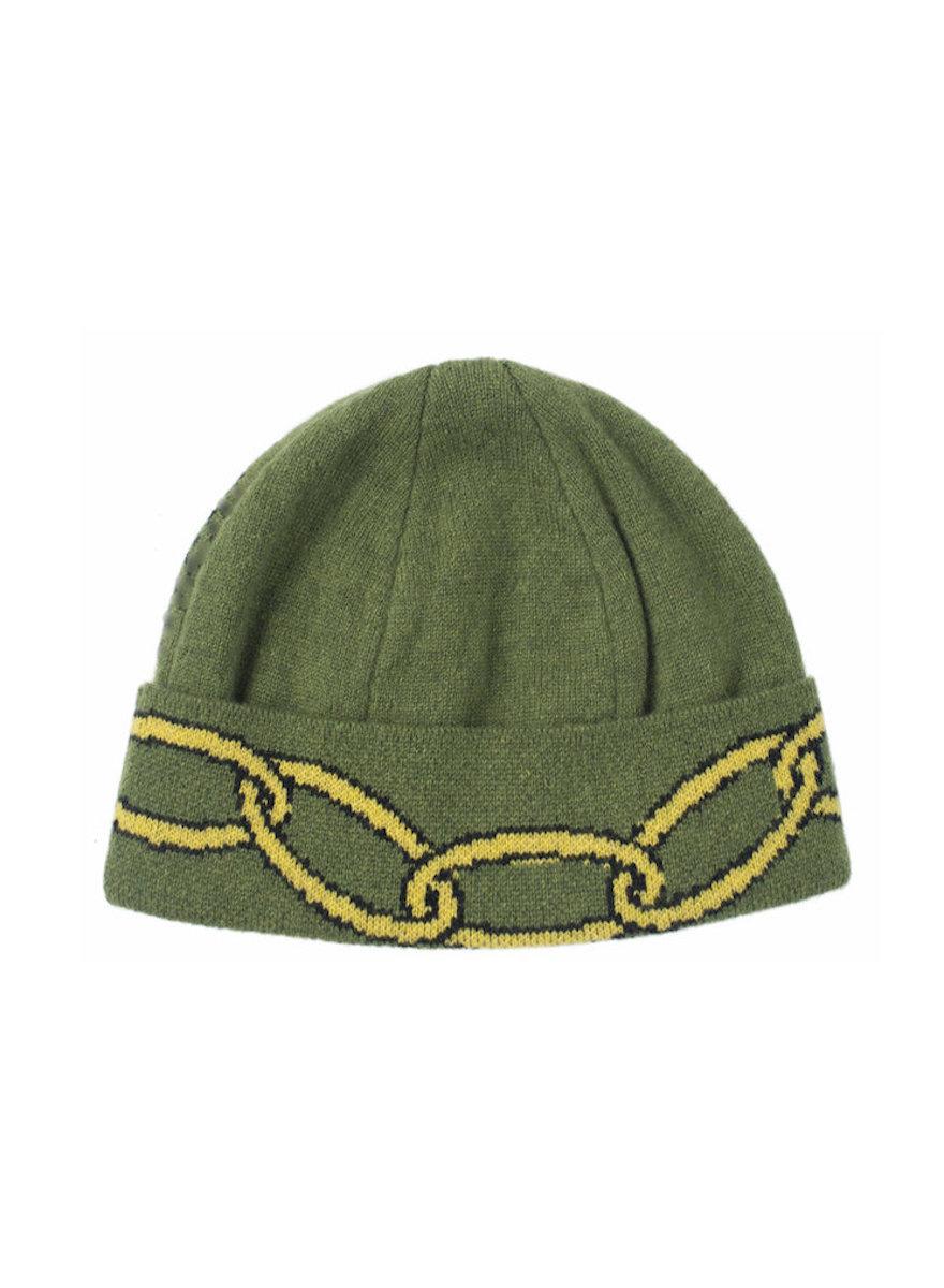 Green Link Beanie-1