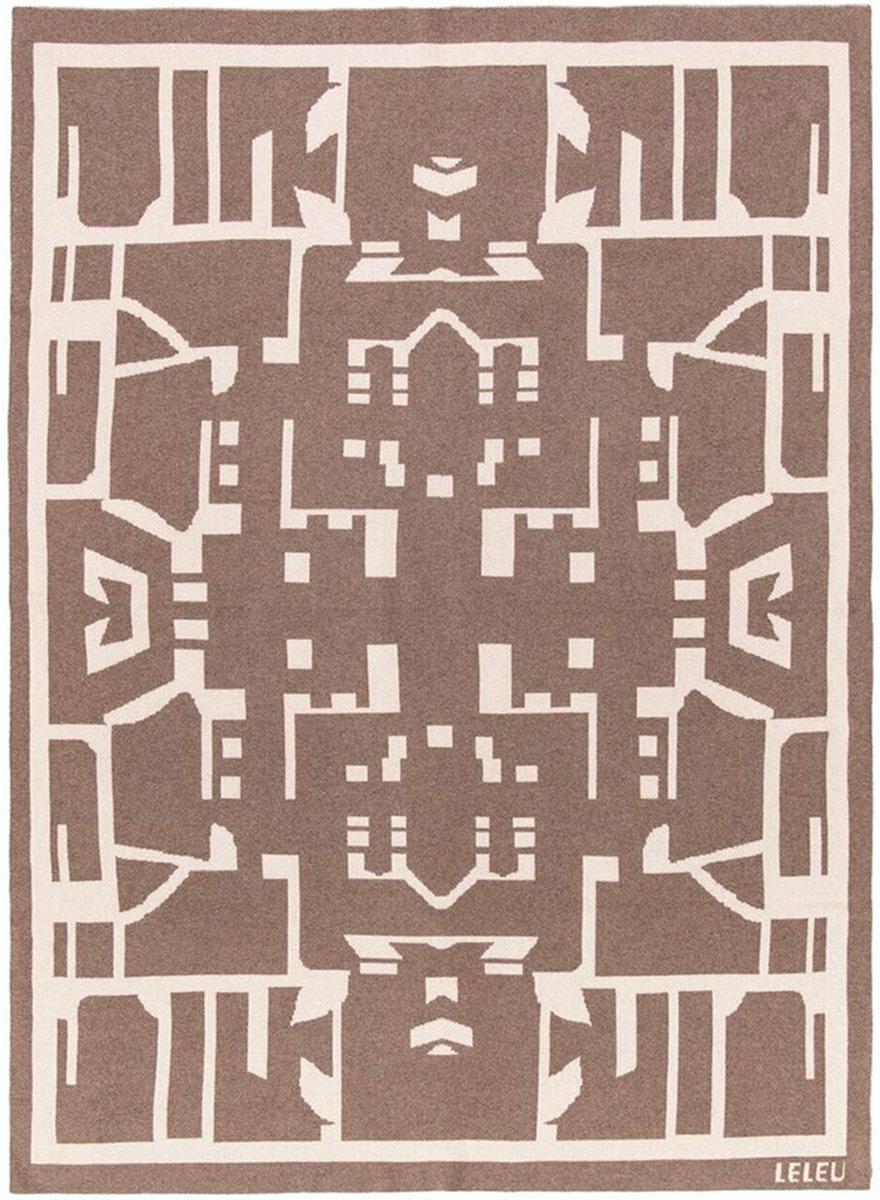 Maison Leleu Totem Throw-1