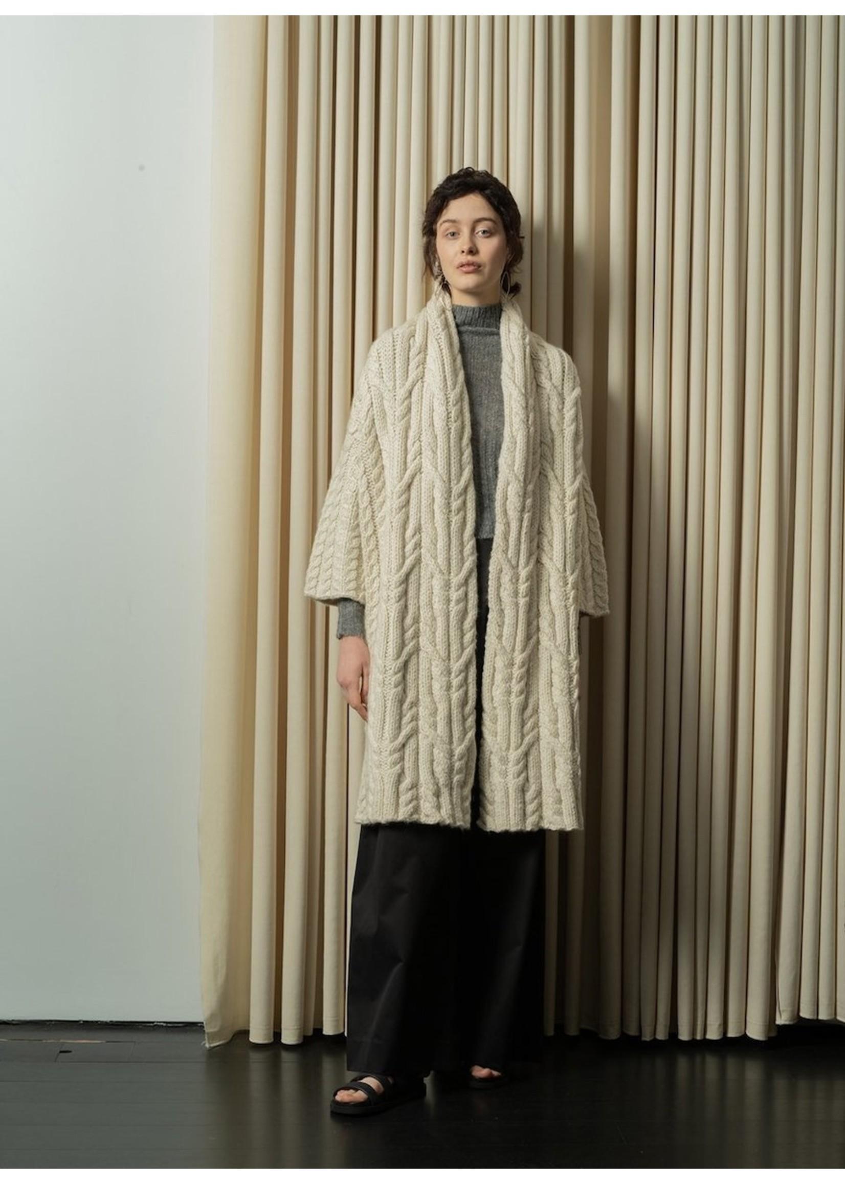 Atelier Delphine Eleana Long Coat