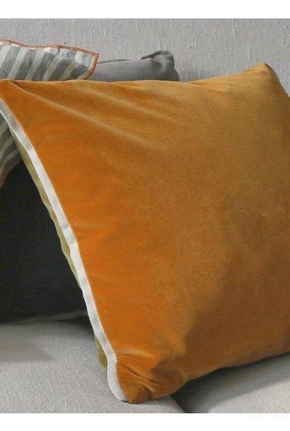 Varese Saffron & Olive Pillow