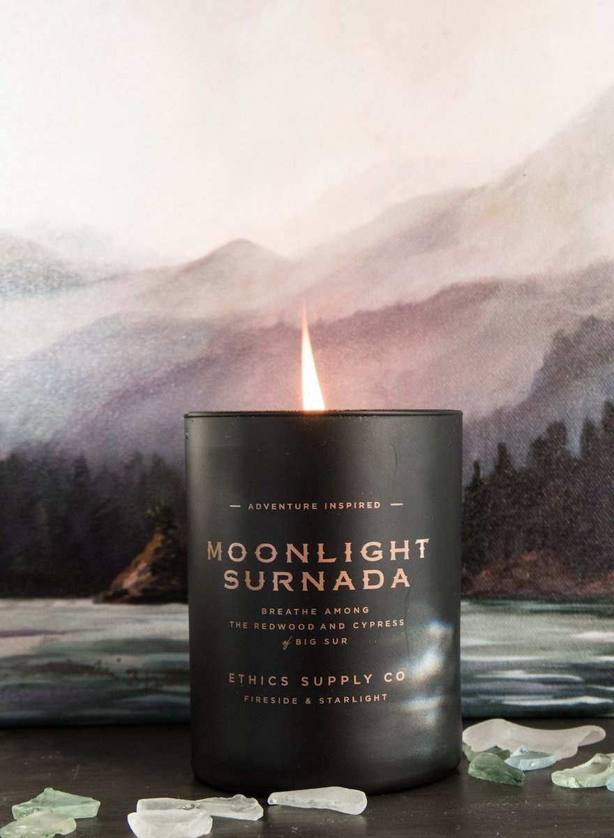 Fireside Candle-1