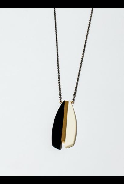 Anemoi Cream Necklace