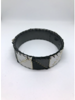 Robin Mollicone Patchwork Bangle Bracelet