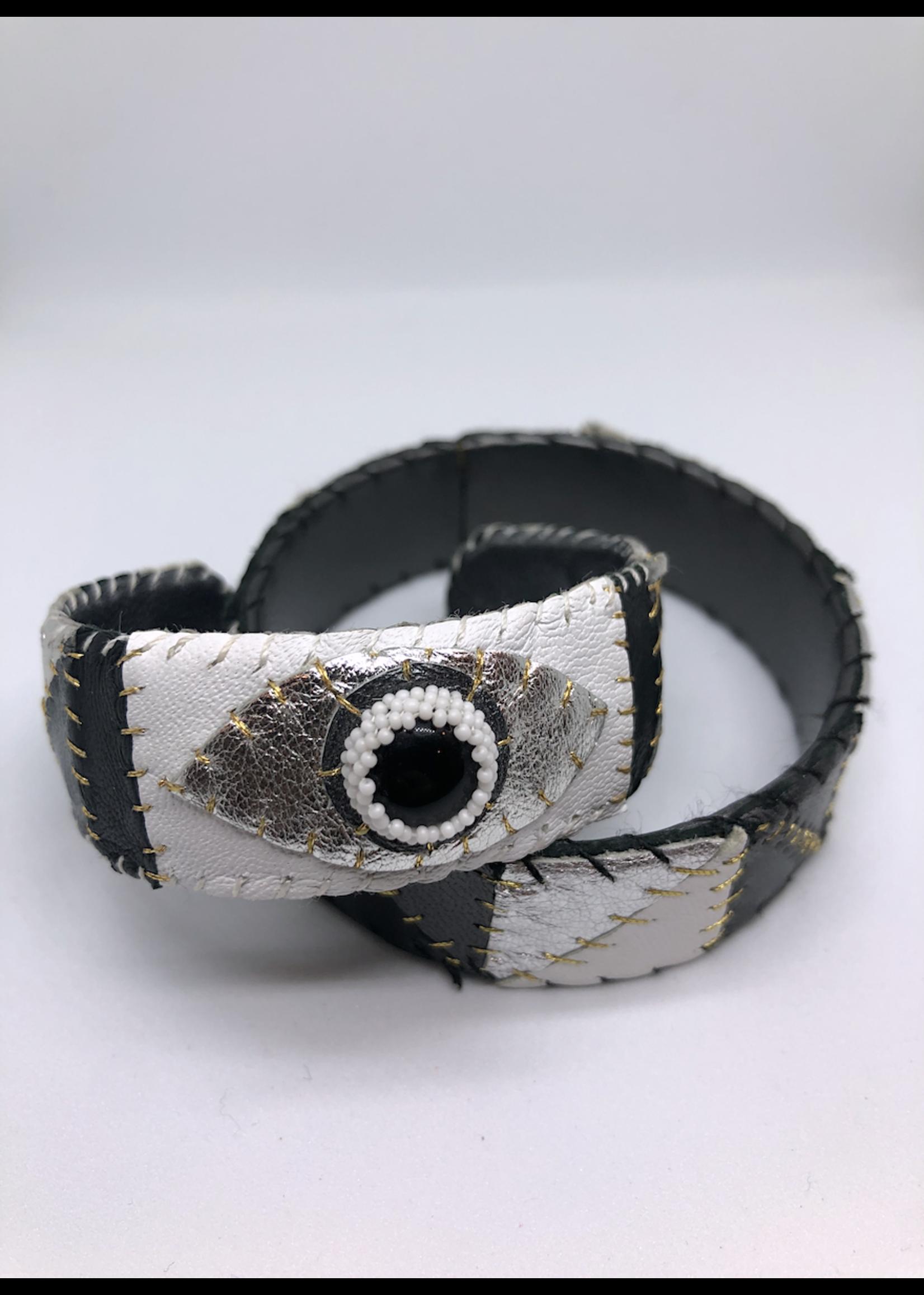 Robin Mollicone Eye Cuff Bracelet