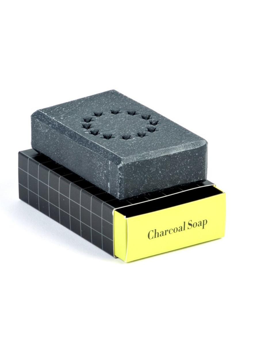 Charcoal Bar Soap-1