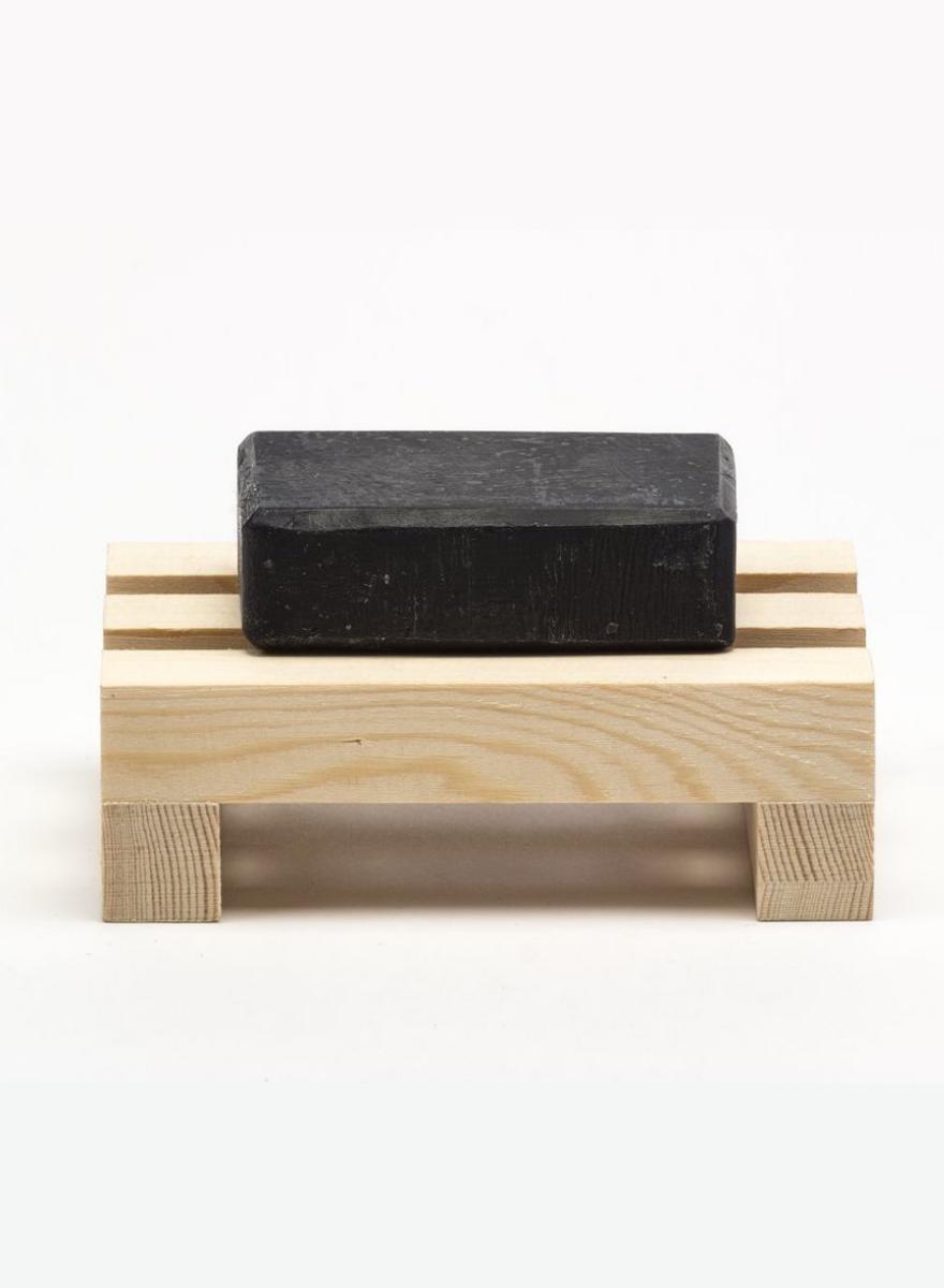 Charcoal Bar Soap-2