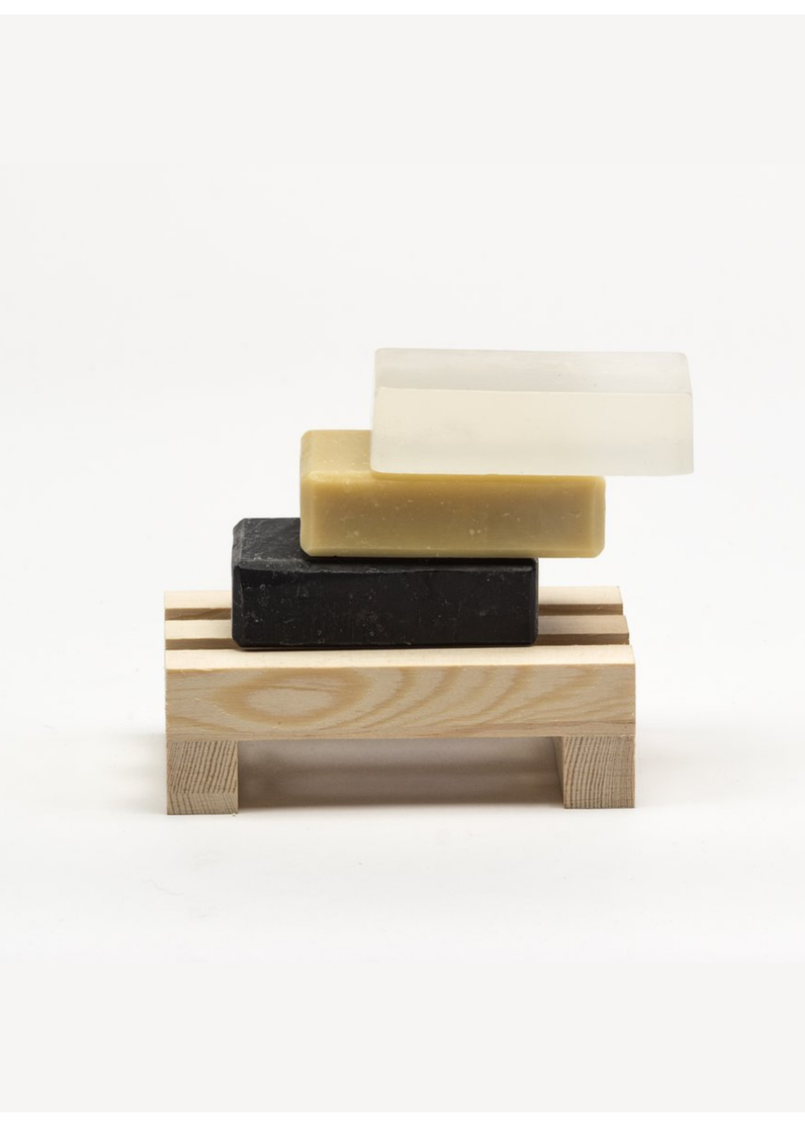 Pine Wood Soap Dish