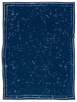 SAVED New York Cashmere Constellation Throw
