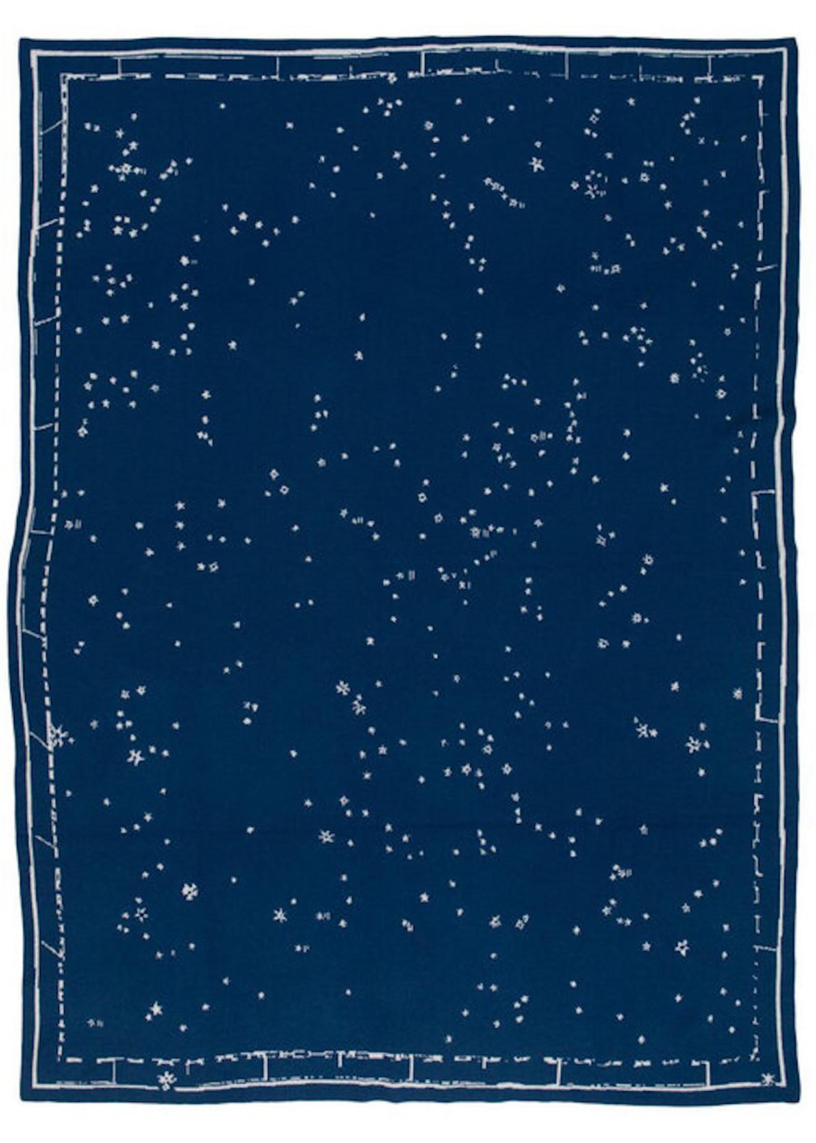SAVED New York SAVED New York Cashmere Constellation Throw