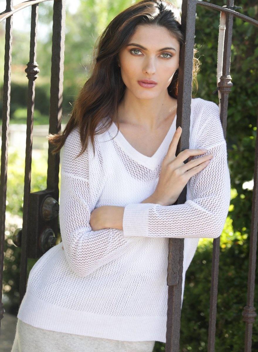 Kittie Cashmere Sweater-1