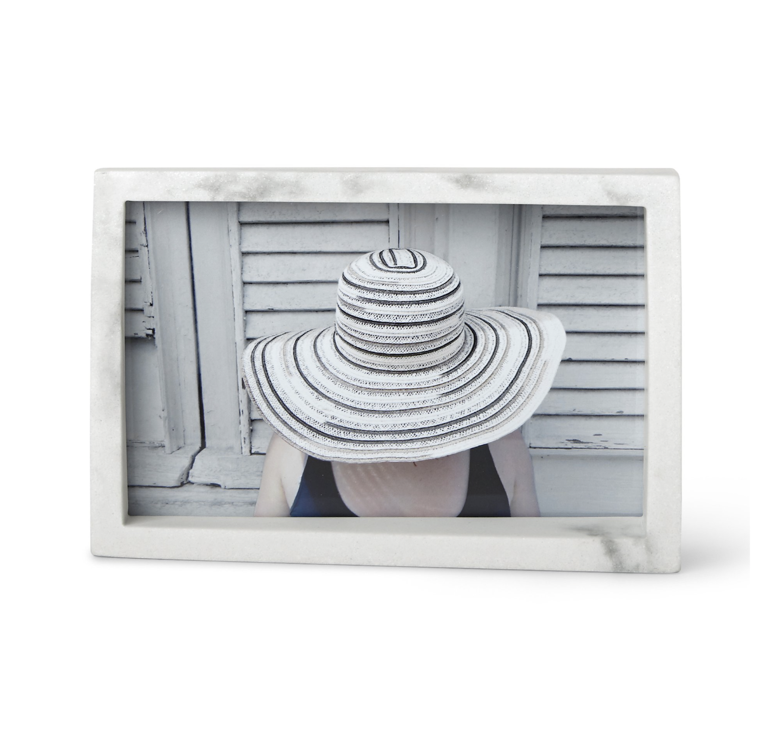 Marble Picture Frame-3