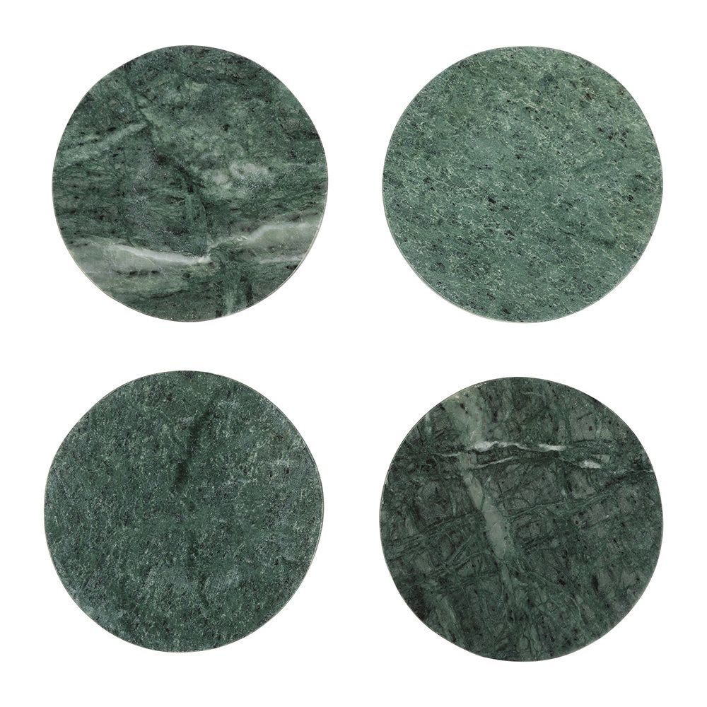 Green Marble Coasters-2