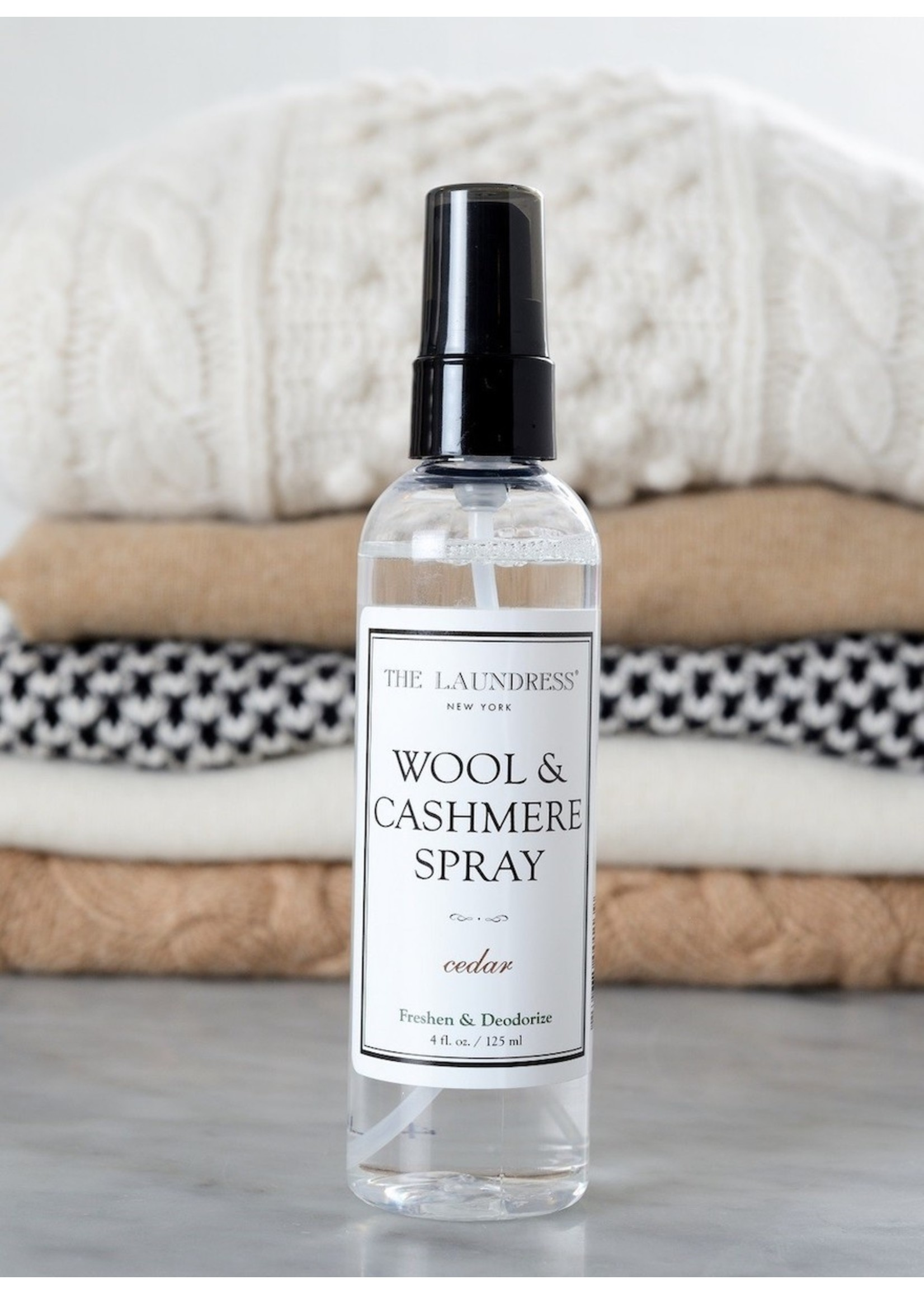 The Laundress New York Wool & Cashmere Spray