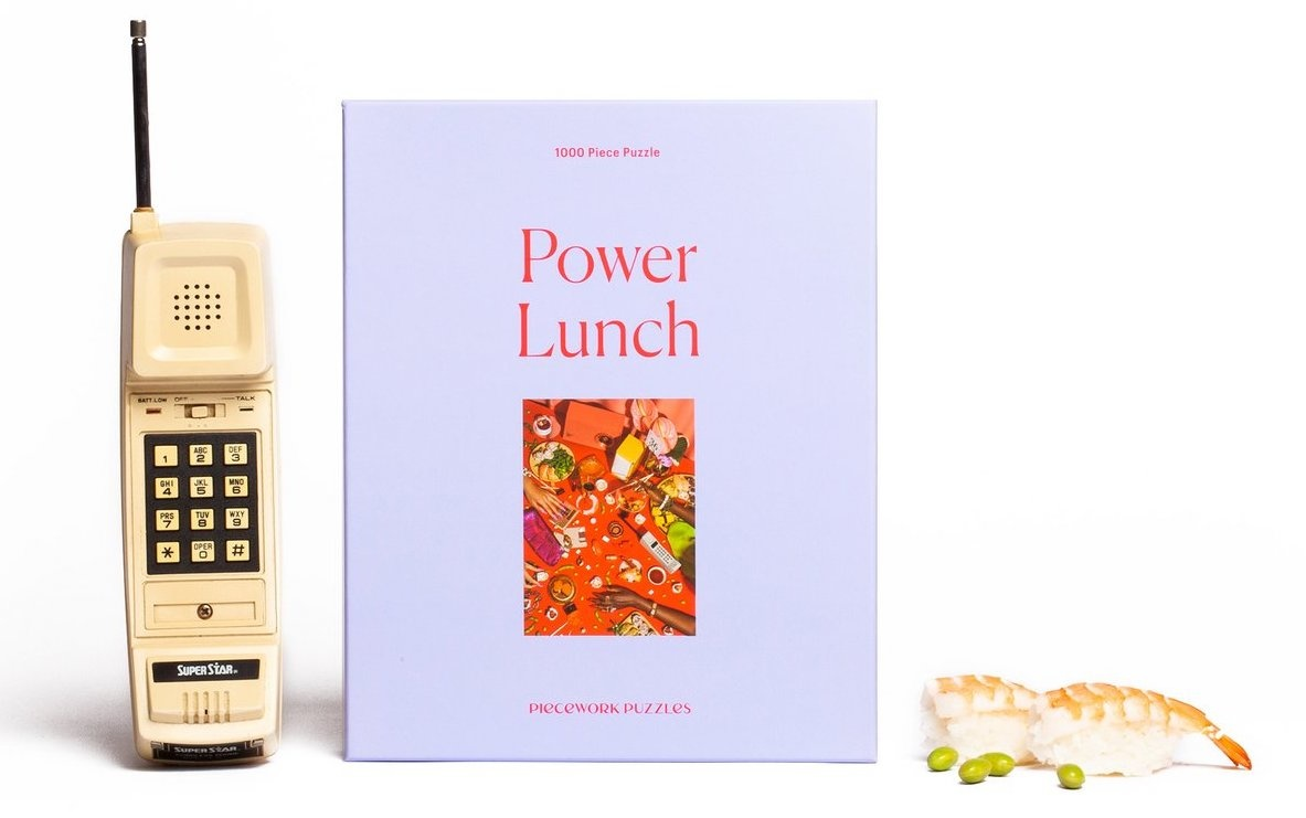 Power Lunch Puzzle-3