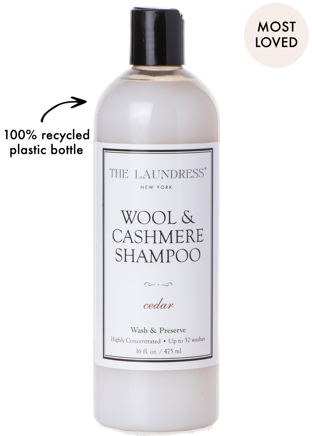Wool & Cashmere Shampoo-2