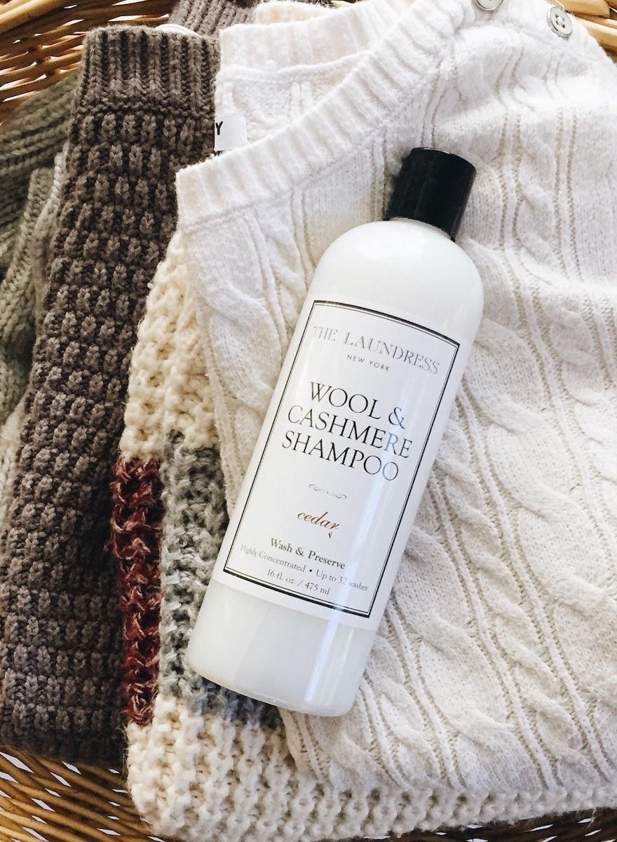 Wool & Cashmere Shampoo-1