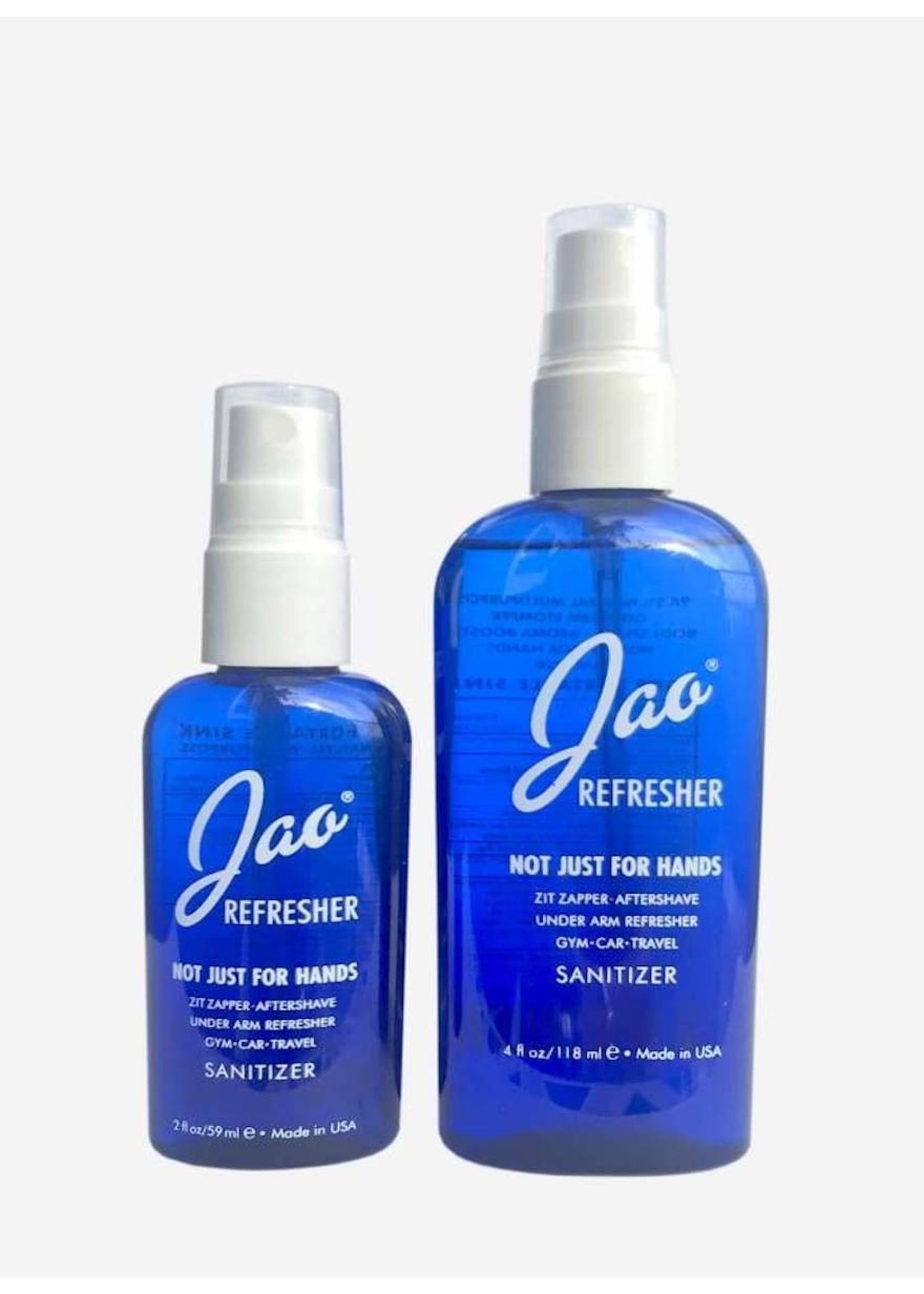 Jao Brand Refresher Hand Sanitizer