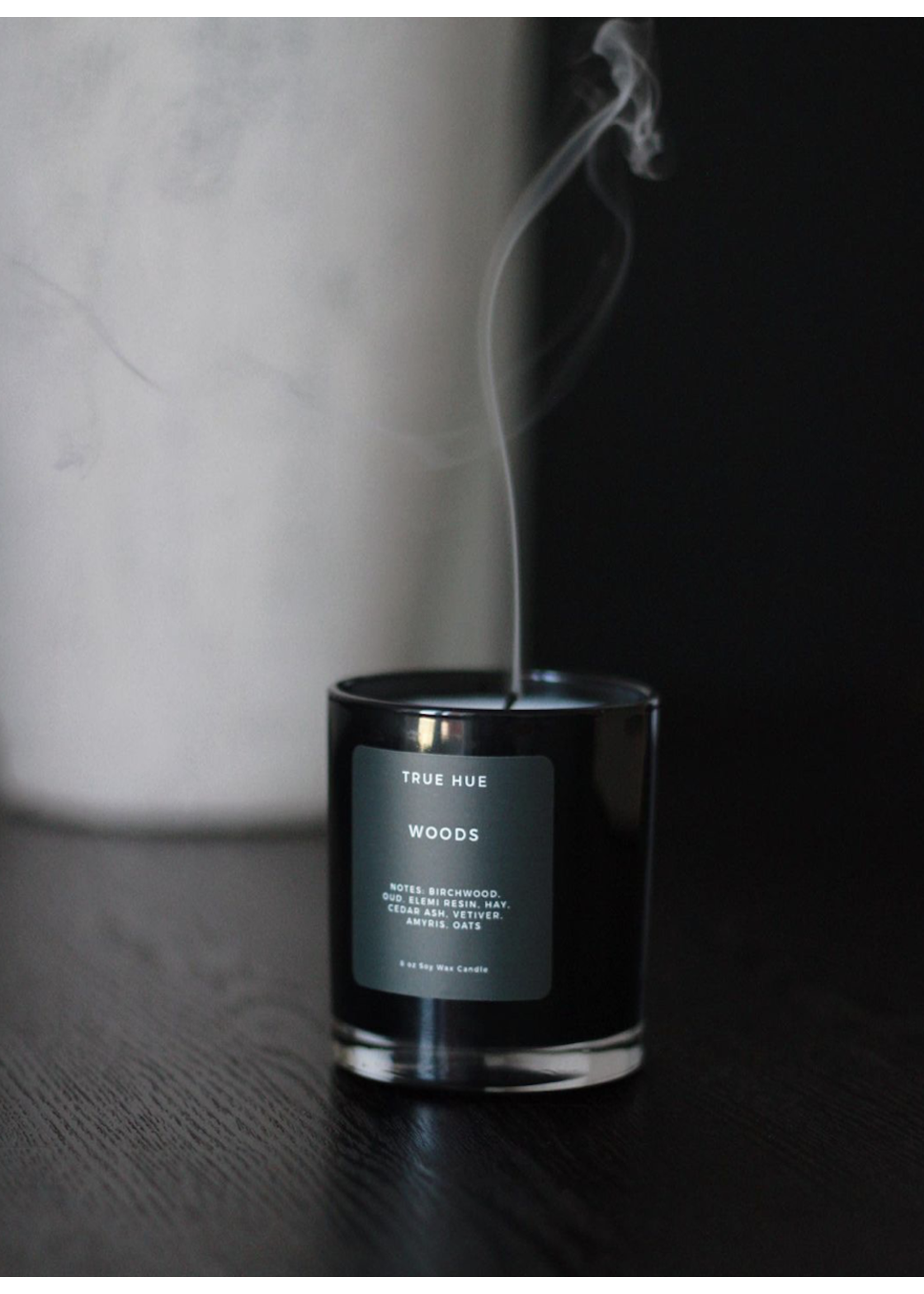 True Hue North Collection Candles